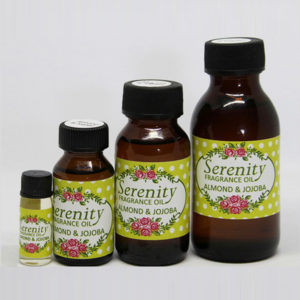 Almond & Jojoba Fragrance Oil