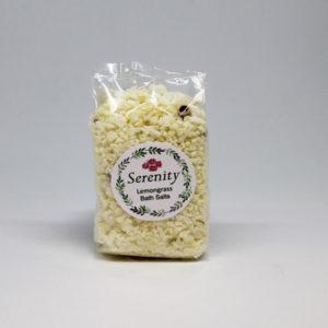 Lemongrass Bath Salts 500g