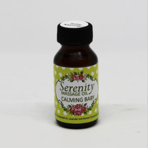 Calming Baby Massage Oil