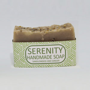 Sandalwood and Ginger Soap