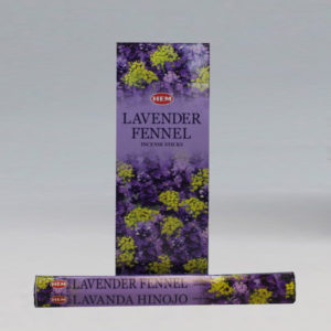 Lavender Fennel Incense Sticks
