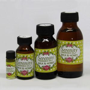 Milk & Honey Fragrance Oil