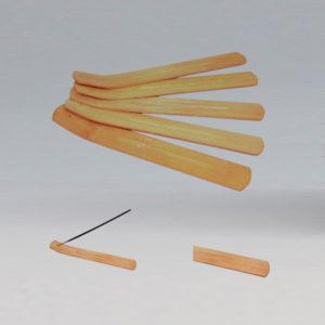 Flat Incense Holder