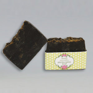 Spiced Coffee Soap