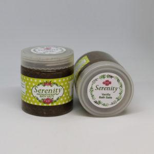 Vanilla Bath Salts