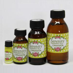 Cinnamon Fragrance Oil