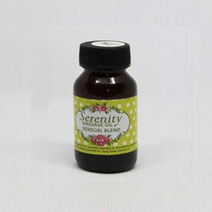 Sensual Blend Massage Oil