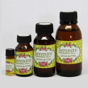Cocoa Butter Fragrance Oil