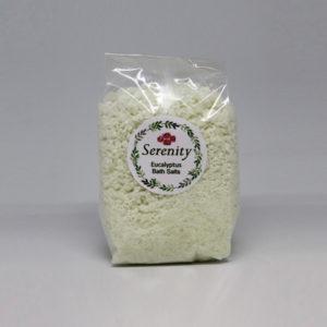 Eucalyptus Bath Salts 500g